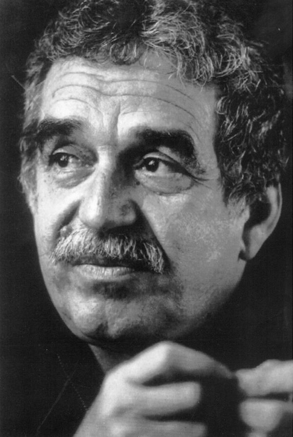 Gabriel Garcia Marquez, Nobel Prize-winning author, is seen in this 1982 file photo. (AP Photo)