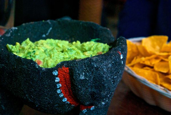 "The <a href=""http://dictionary.reference.com/browse/guacamole?s=t"" target=""_blank"">Nahuatl ""āhuacamōlli""</a> literally means"