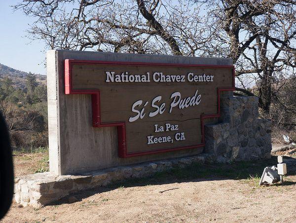 "The Cesar Chavez National Monument, otherwise known as Nuestra Señora Reina de La Paz, <a href=""http://www.npca.org/parks/ces"