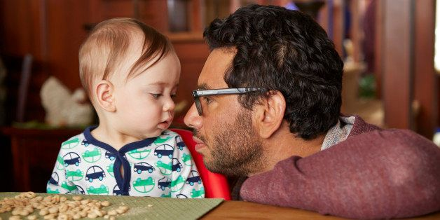 ABOUT A BOY -- 'About a Hammer' Episode 112 -- Pictured: Al Madrigal as Andy -- (Photo by: Ben Cohen/NBC/NBCU Photo Bank via