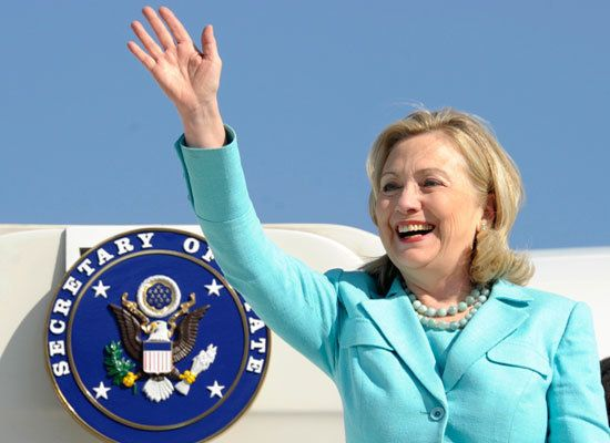 What's most distinguishing -- and best admired -- about Hillary Clinton is that she has consistently risen to, and surpassed,