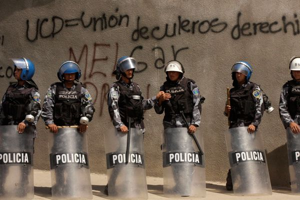 In 2009, the Honduran military, with the backing of the Supreme Court, illegally overthrew the elected government of Presiden