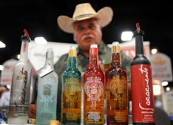 Most liquors bear brand names bestowed on them by the owners of the distillery that produces them. With mezcal, the process o