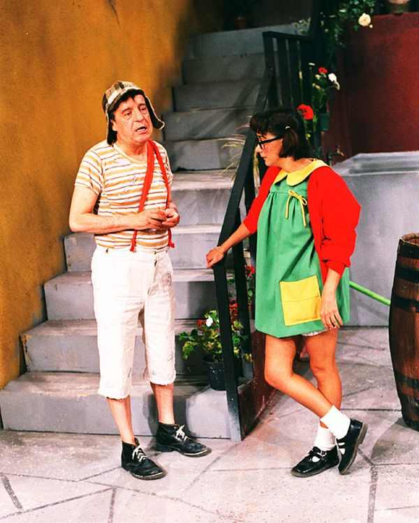 Perhaps his most beloved character, el Chavo, was an orphan who hung out in a barrel within a lively neighborhood known simpl