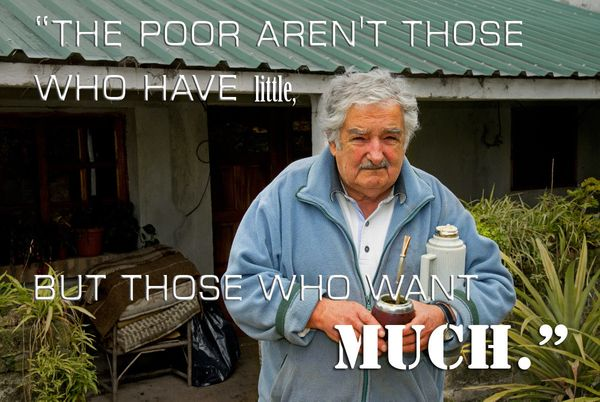 "A self-proclaimed ""campesino with common sense,"" Mujica has a way of <a href=""https://www.huffpost.com/entry/mujica-quotes_n_"