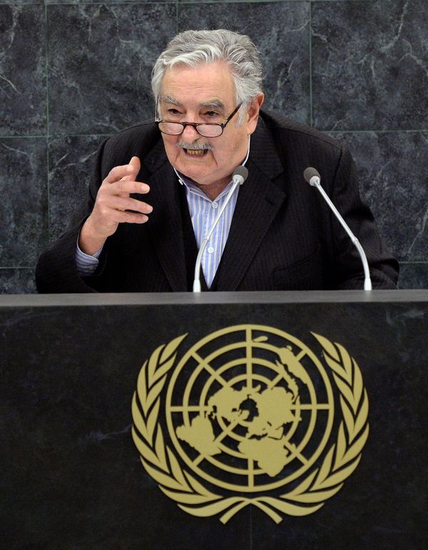 When the president of the International Narcotics Control Board, a U.N. agency, accused Uruguay of refusing to meet with the