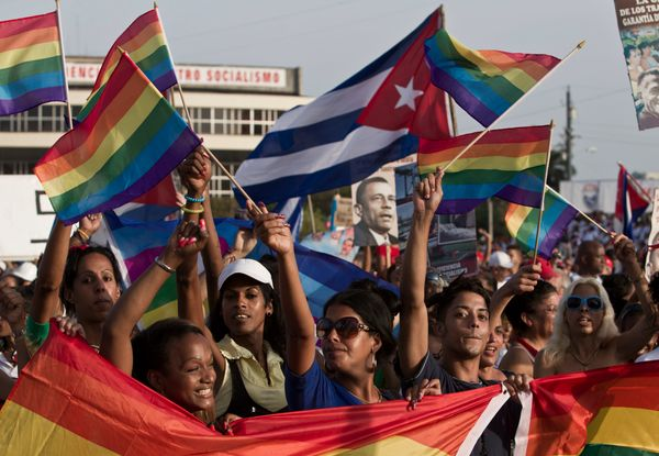 The 1960s and 1970s were a dark time for the LGBT community in Cuba, with many facing discrimination, imprisonment or isolati