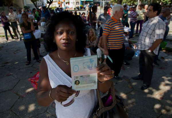 For over half a century, Cubans had to obtain an exit visa from the government in order to travel outside the country. In Oct