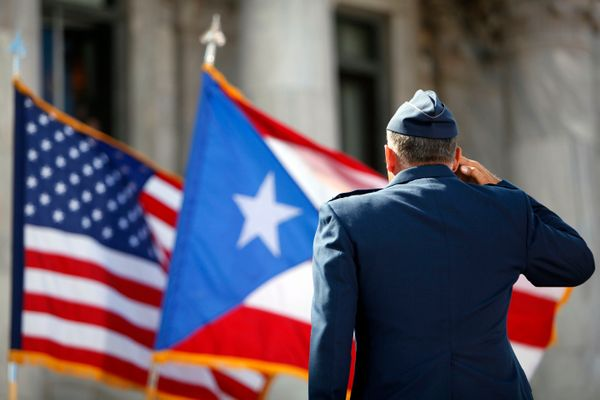 The United States invaded Puerto Rico in 1898 during the Spanish American War and has retained control of the island ever sin