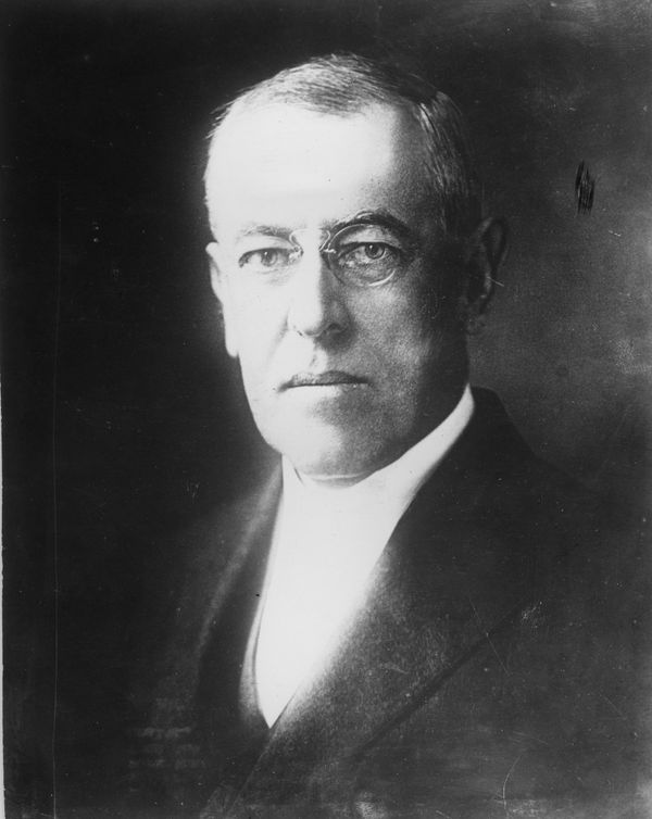 "<a href=""http://history.state.gov/milestones/1914-1920/Haiti"" target=""_blank"">Woodrow Wilson ordered the Marines</a> to invad"