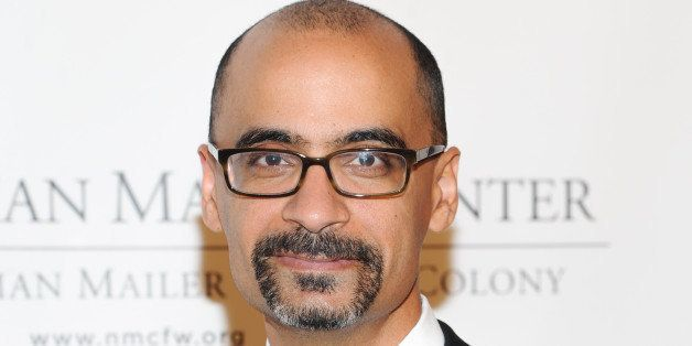 Mailer Prize for Distinguished Writing recipient Junot Diaz attends the 5th annual Norman Mailer Center benefit gala at The N