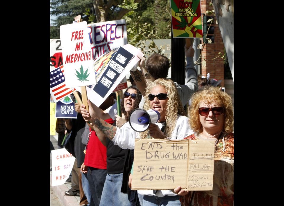 "Medical marijuana advocates in October <a href=""https://www.huffpost.com/entry/patient-advocates-sue-federal-government-medic"