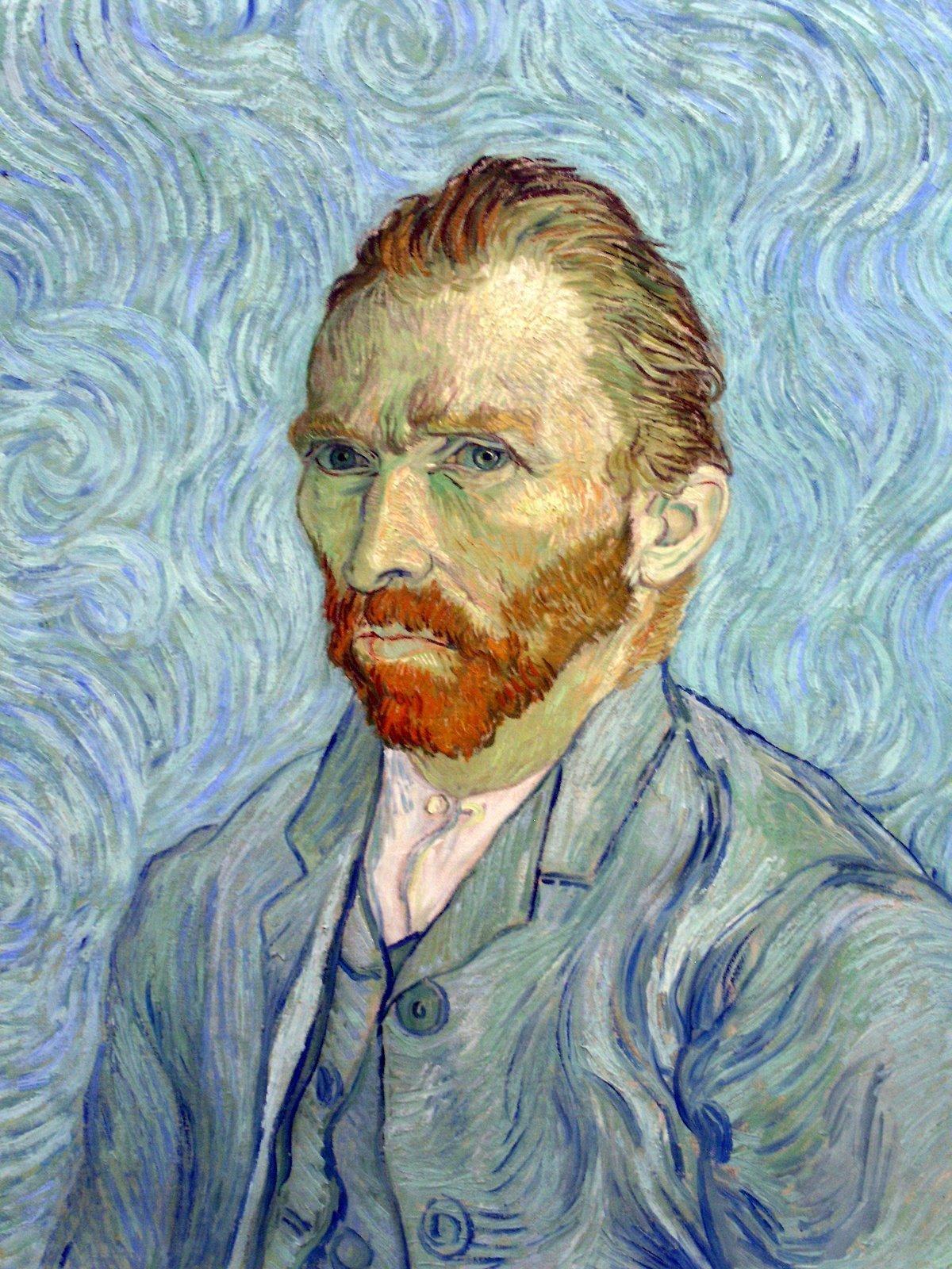 Vincent Van Gogh: Colorblind? App Sheds Light