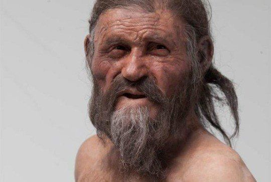 Otzi The Iceman's Genes Reveal Central European Birth, But
