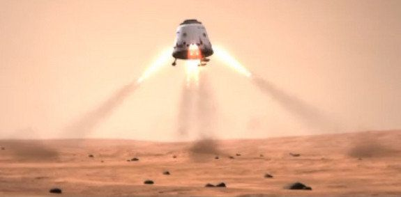 Mars Colony: SpaceX CEO Elon Musk Eyes Huge Settlement On