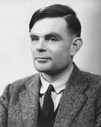 "<a href=""https://www.huffpost.com/topic/alan-turing"">Alan Turing</a>, a British computer scientist and WWII codebreaker, is c"