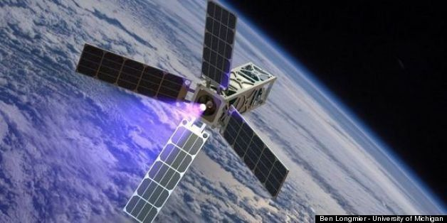 New Space Engine & 'CubeSats' Could Help Cut Cost Of Planetary