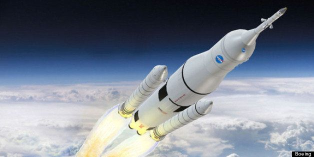 NASA Mega-Rocket Passes Key Design Review | HuffPost