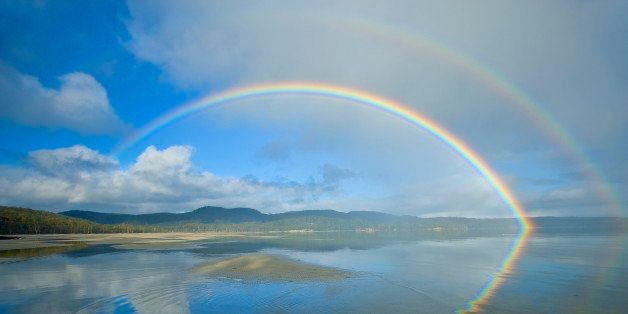 two people never see the same rainbow and 6 more amazing facts