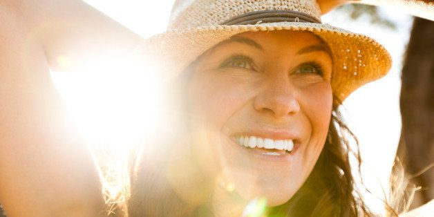 Sunshine & Happiness Study Links Time Outdoors To Improved