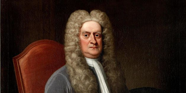 Isaac Newton Died A Virgin And 9 Other Facts About The Brilliant, Bizarre