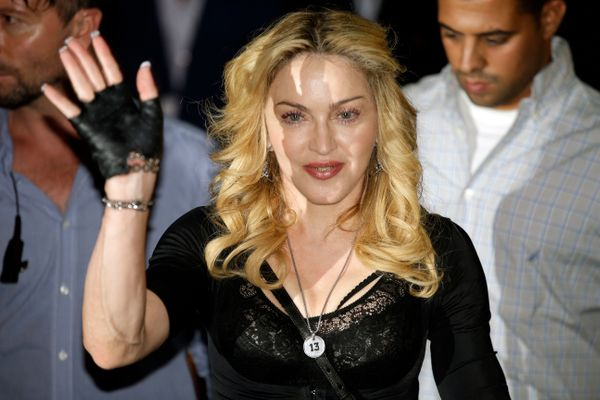 "<a href=""http://www.vulture.com/2009/10/madonna_on_letterman.html"" target=""_blank"">""It [my behavior on the show in 1994] wasn"