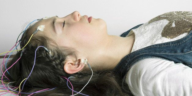 The Freaky Thing Your Brain Can Do While You're Asleep