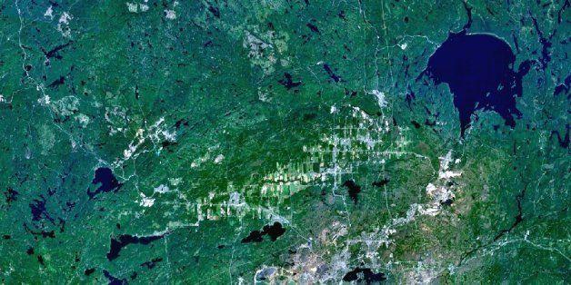 Canada's Vast 'Sudbury Basin' Was Created By Comet, Study