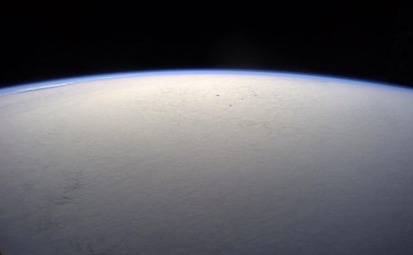 #Venus or an almost perfectly cloud covered #Earth
