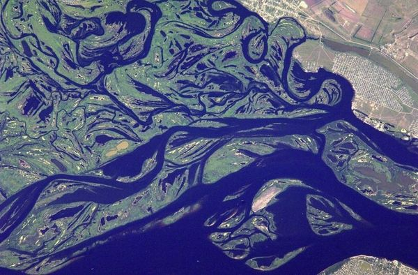 I think this is in Kazakhstan, or slightly West of it. #BlueDot