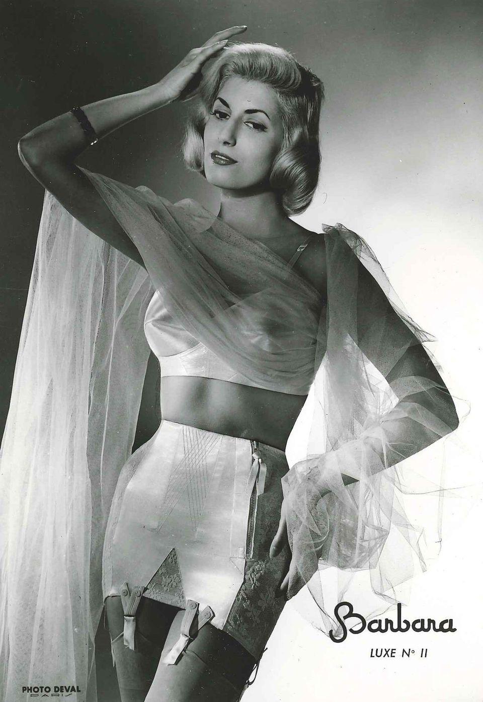 Barbara Collection of the 1950s, Barbara Patrimony