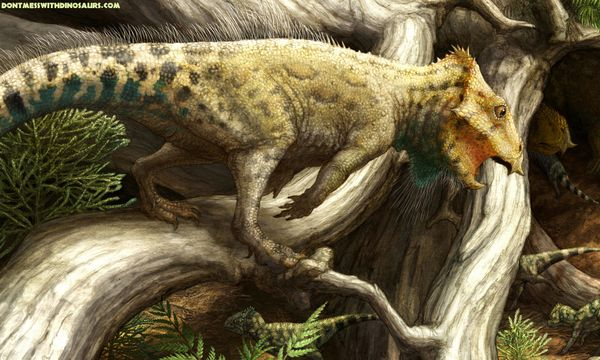"Say hello to <a href=""https://www.huffpost.com/entry/oldest-horned-dinosaur-montana_n_6303008?utm_hp_ref=dinosaurs"" target=""_"
