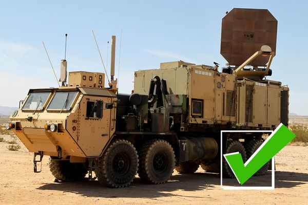Lockheed Martin Creates Laser That Can Disable A Truck In