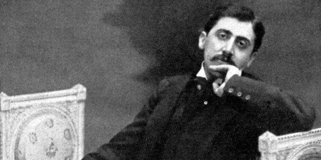 Marcel Proust c. 1900 - French novelist, 1871-1922.  (Photo by Culture Club/Getty Images) *** Local Caption ***