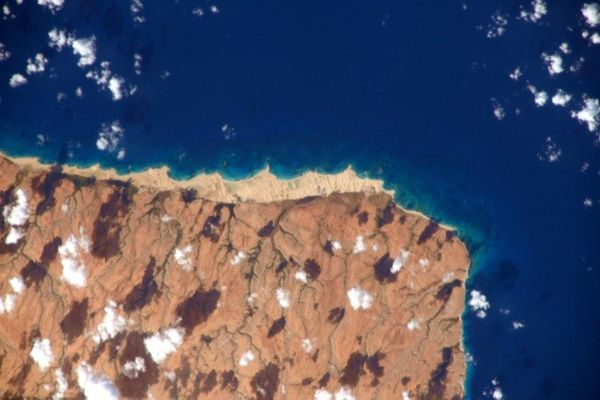 #EarthArt northeast #Libya.