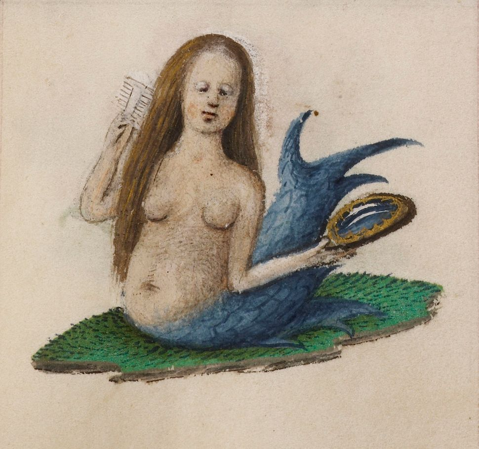 Siren/Mermaid