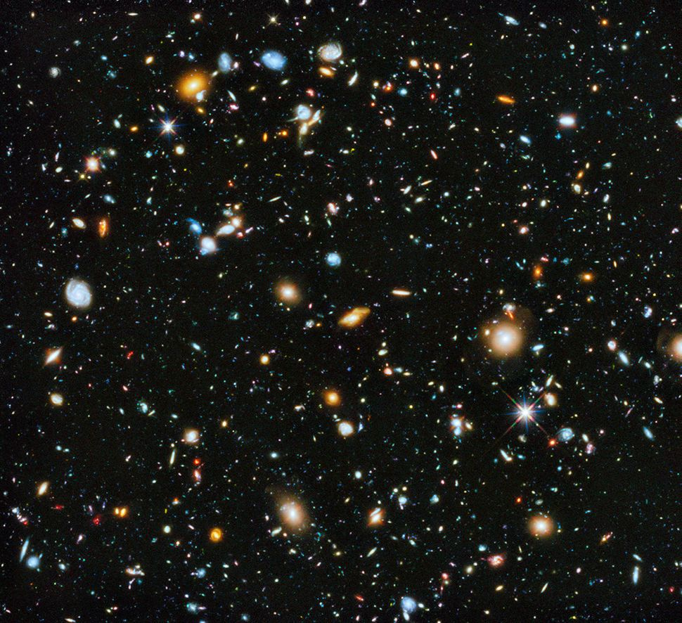 Astronomers using NASA's Hubble Space Telescope assembled a comprehensive picture of the evolving universe -- among the most