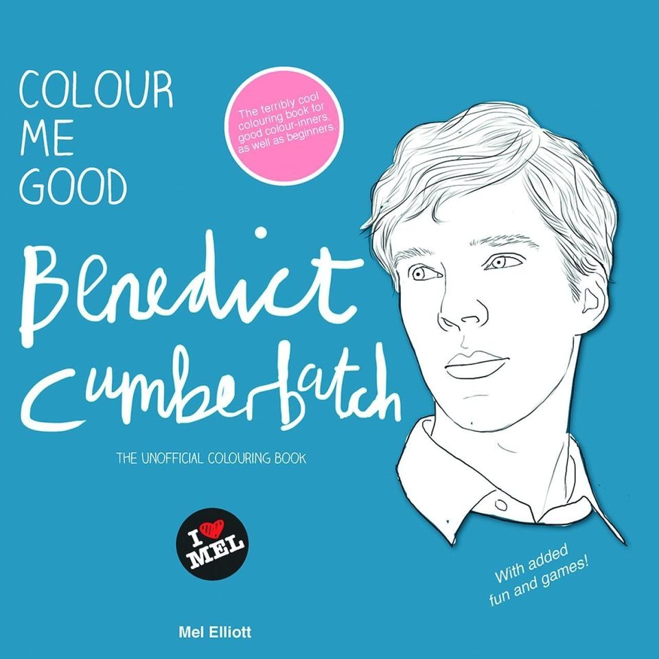 "Get it on <a href=""http://www.amazon.ca/Colour-Me-Good-Benedict-Cumberbatch/dp/0992777755"" target=""_blank"">Amazon</a>.   $12."