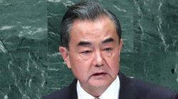 중국 외교사령탑이
