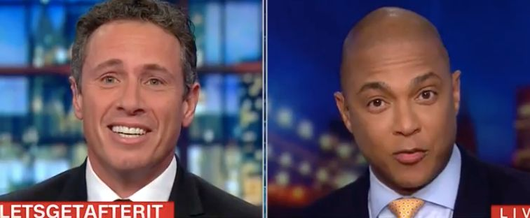 Chris Cuomo Don Lemon