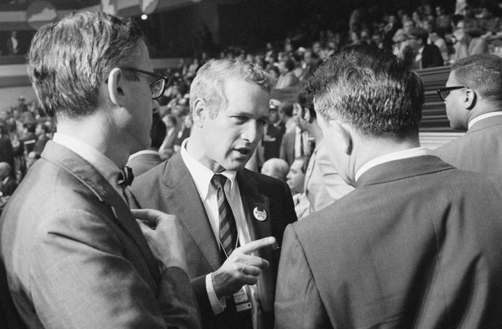 1968, Συνέδριο Δημοκρατικών