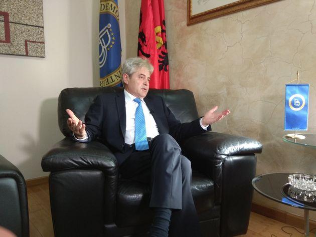ΠΓΔΜ: Θετική για όλους η Συμφωνία των Πρεσπών εκτιμά ο πρόεδρος του μεγαλύτερου αλβανικού