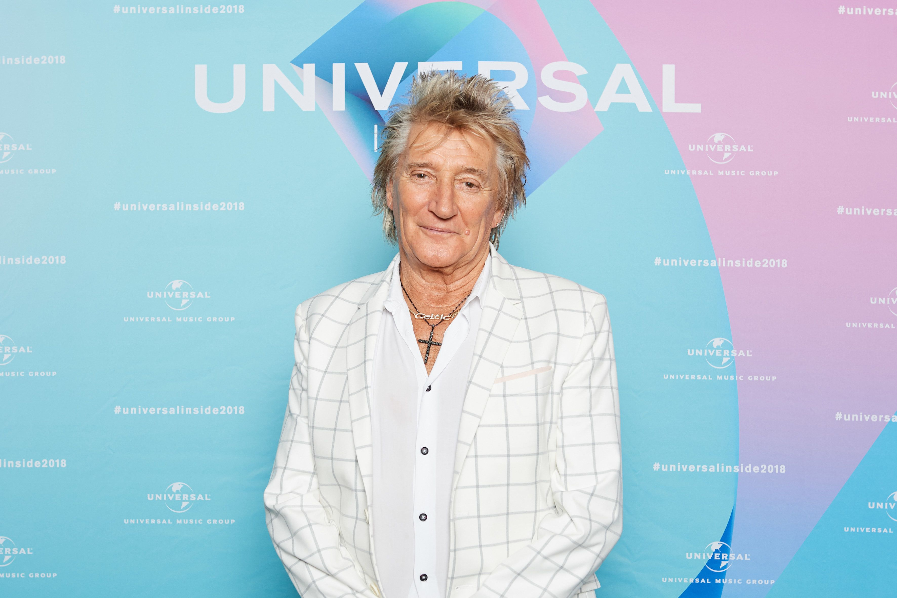 Rod Stewart Claims BBC Wouldn't Let Him Perform 'The Killing Of Georgie' On Chris Evans'