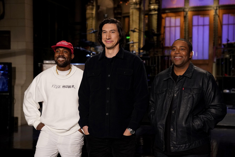 Kanye West 'Steps Up' After Ariana Grande Misses 'SNL' Performance For 'Emotional