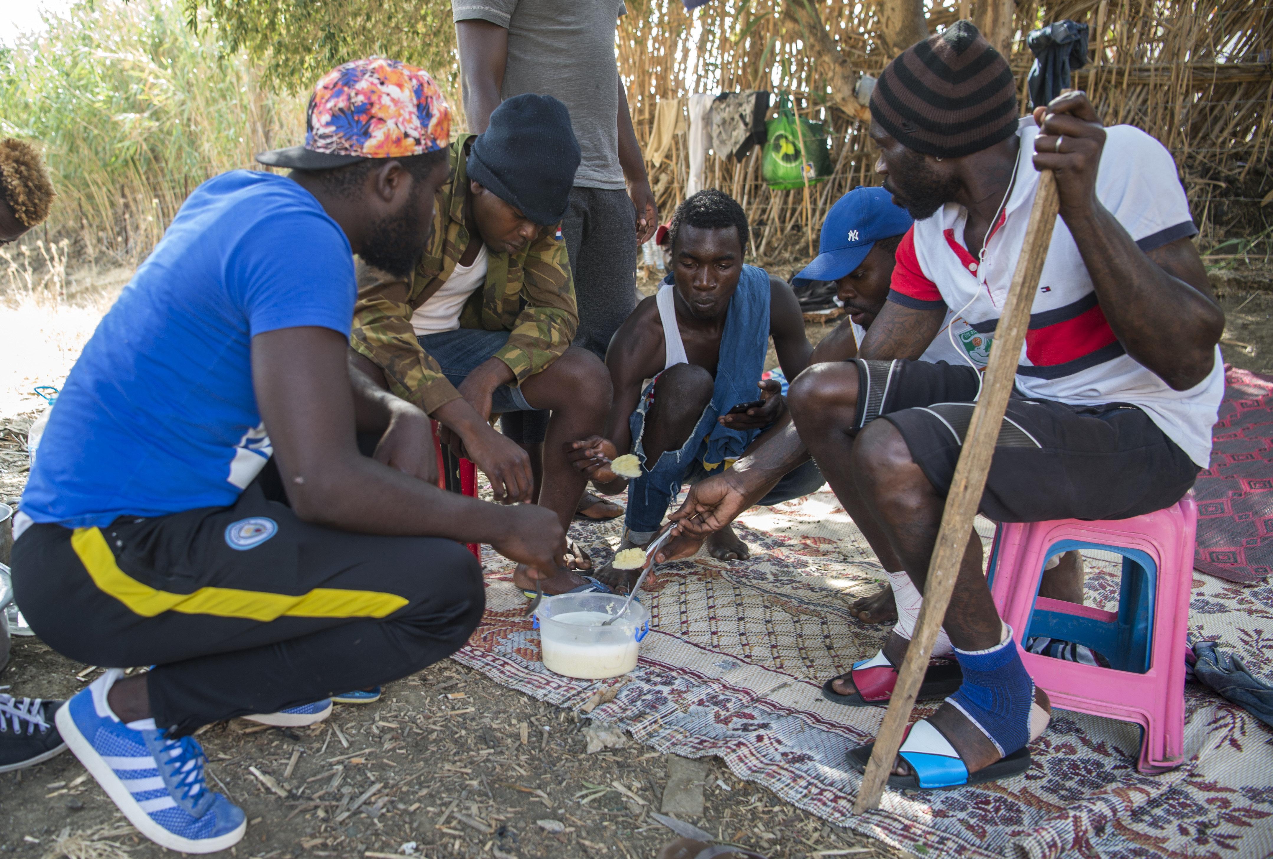 Maroc: une ONG dénonce les violences et déplacements forcés des migrants