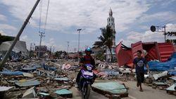 Plusieurs centaines de morts après un séisme et un tsunami en