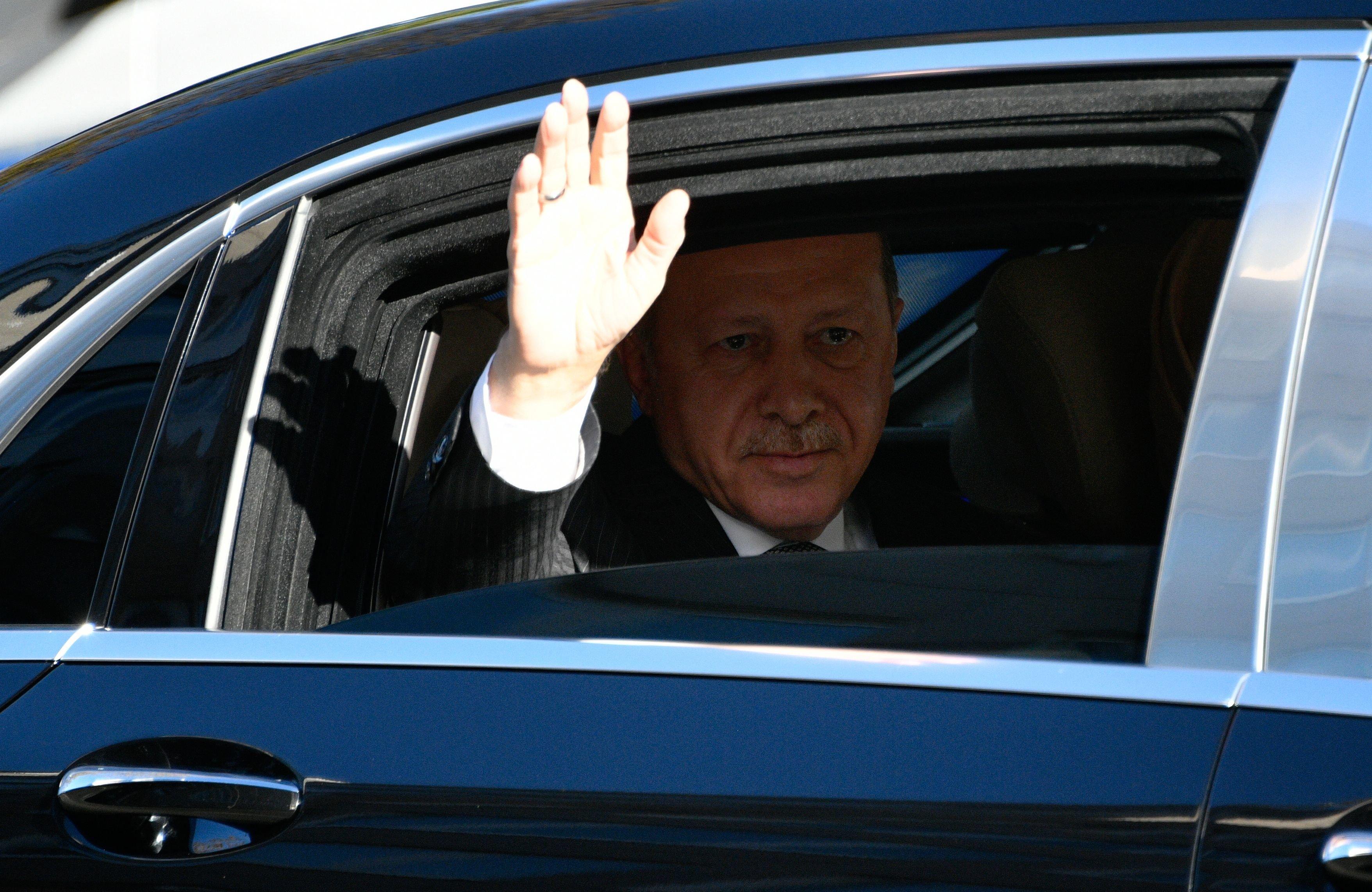 Erdogan fordert von der deutschen Regierung die Auslieferung von 136 Menschen