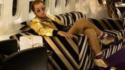 """""""Rocketman"""": une première image du biopic sur Elton John avec Taron Egerton de """"Kingsman"""""""