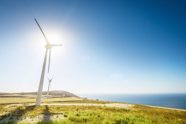 Auf der portugiesischen Insel Porto Santo soll bald sämtlicher Strom aus Solar- und Windkraft generiert...