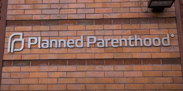 NEW YORK, NY - NOVEMBER 30:  A Planned Parenthood office is seen on November 30, 2015 in New York City. A gunman killed three